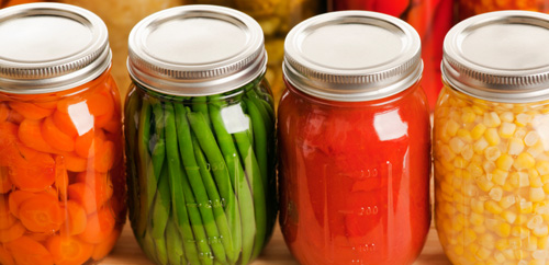 Image of jars