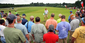 Cover photo for Save the Date: August 14, 2019 for Turfgrass Field Day
