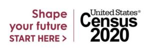 Census 2020 logo