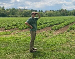 Cover photo for Transylvania County Welcomes Summer Intern